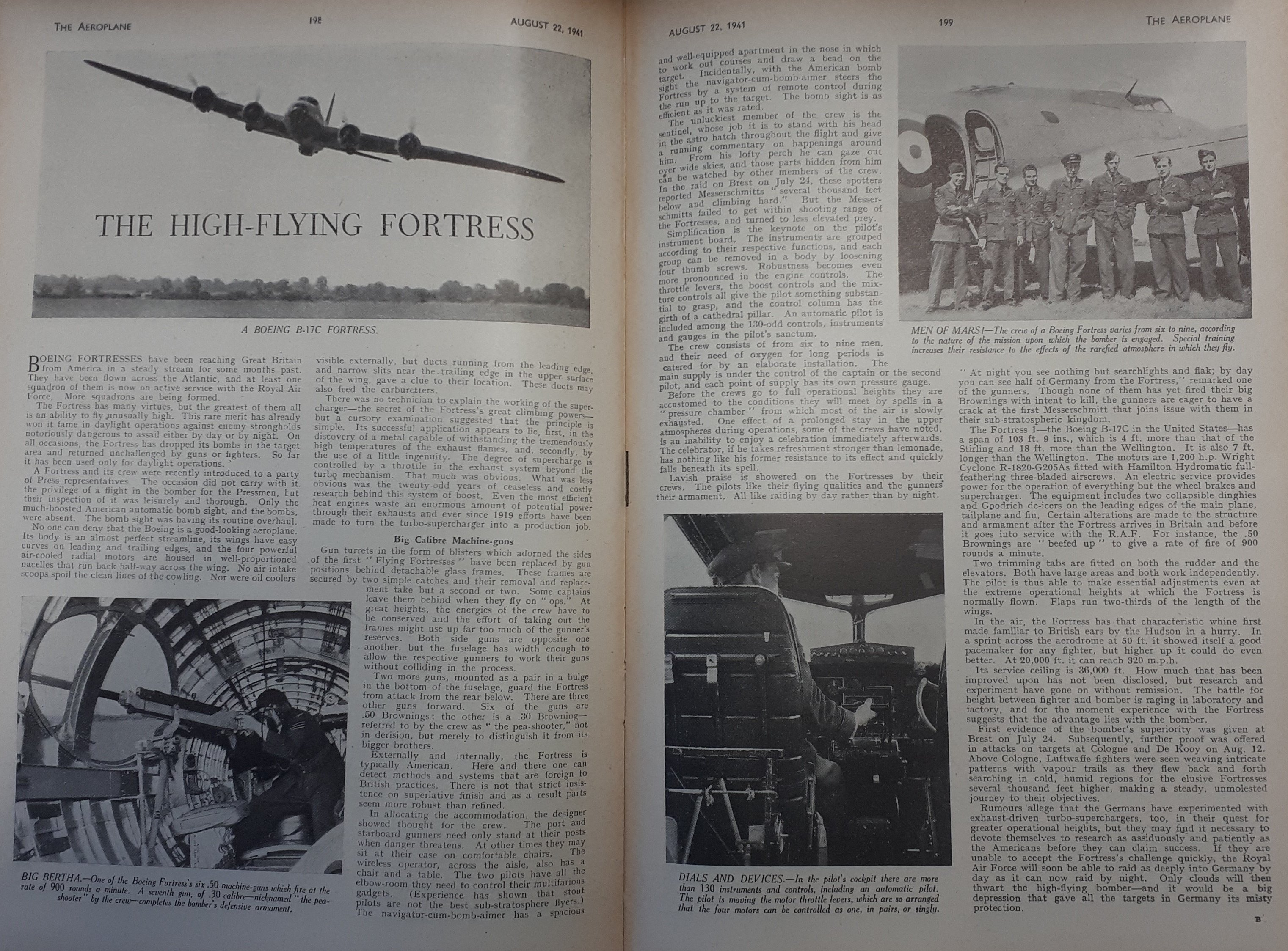 Overview of article