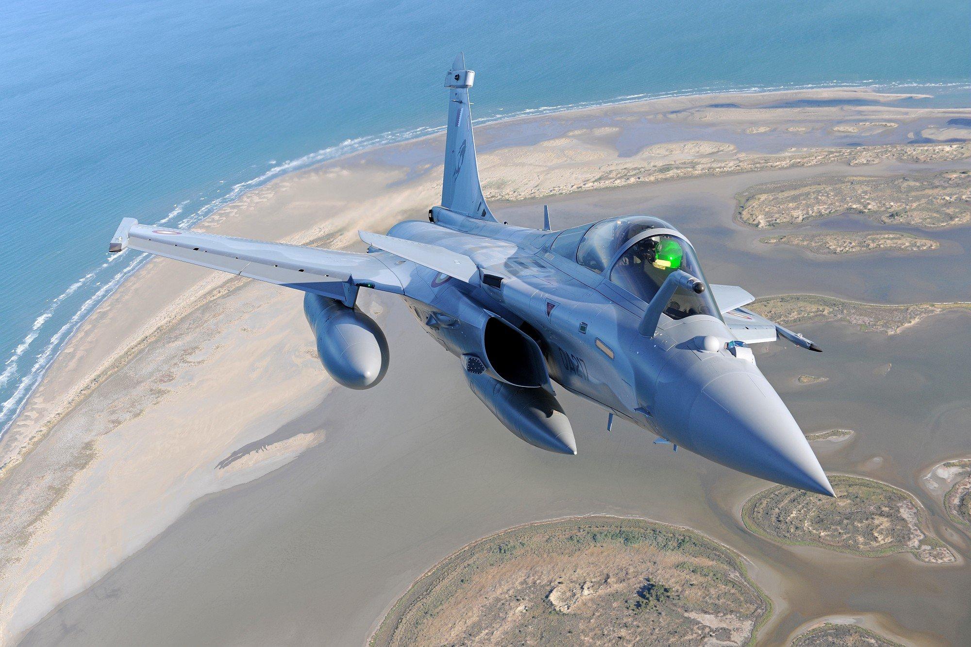 Qatari Rafale EQ [Dassault Aviation/A Pecchi]