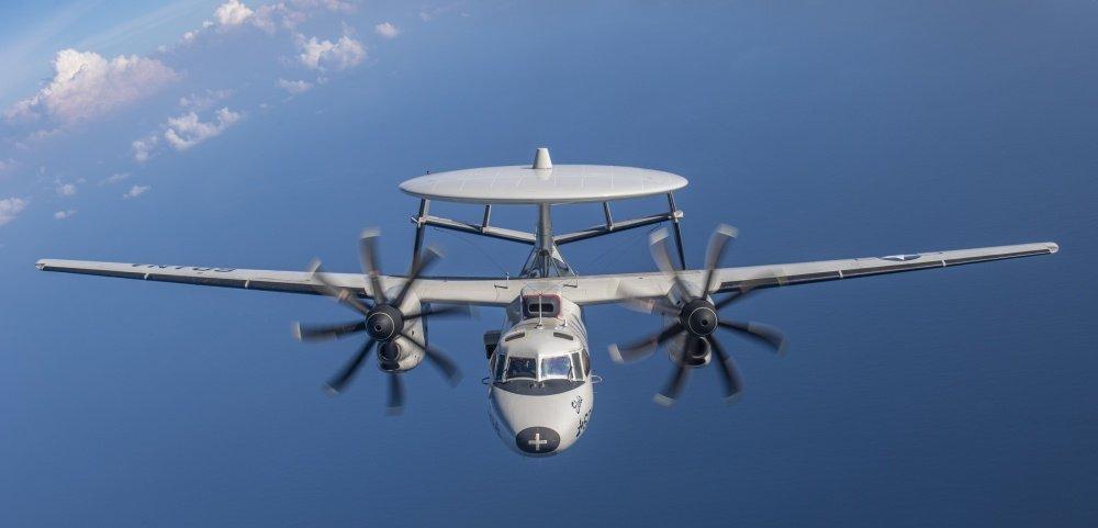 US NAVY E-2C HAwkeye