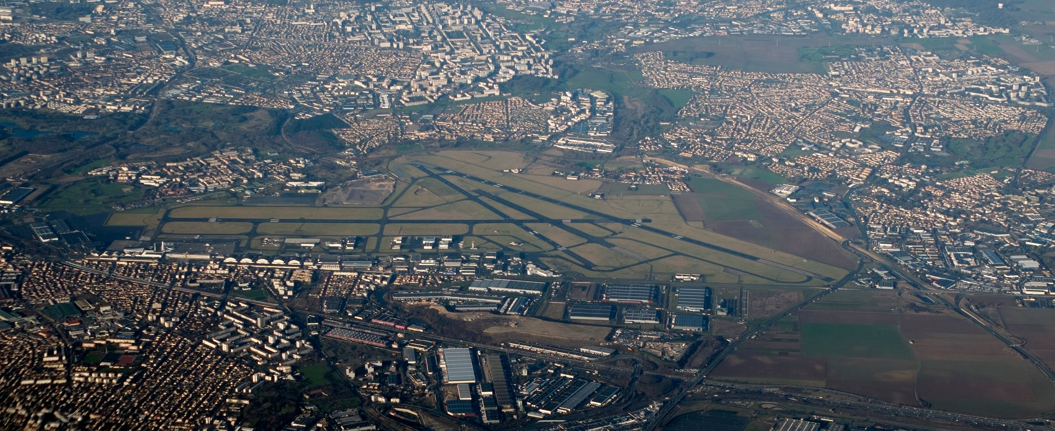 Le Bourget Airport