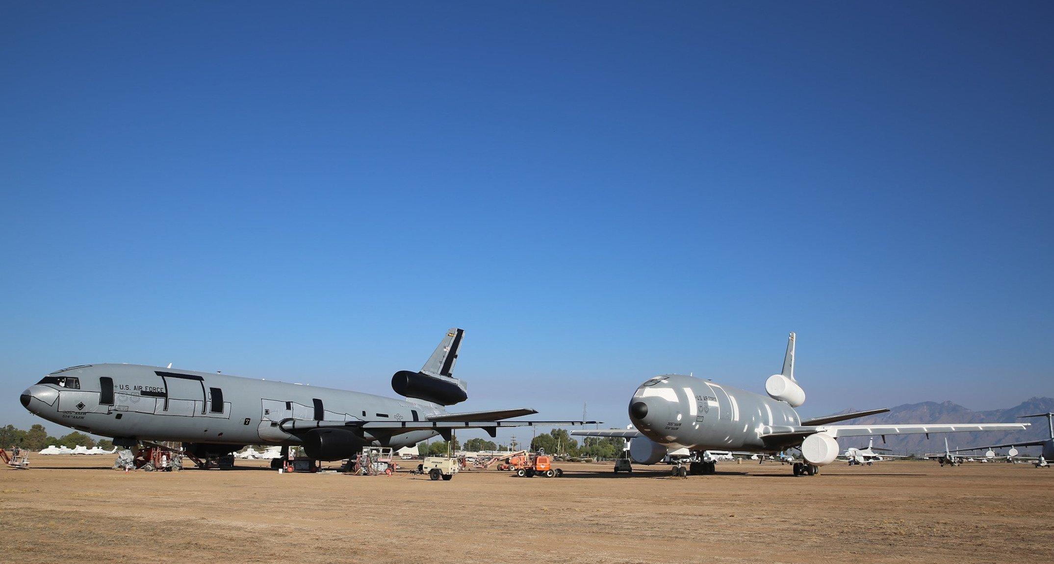 USAF KC-10As in the Boneyard 23-10-20 [USAF/309th AMARG]