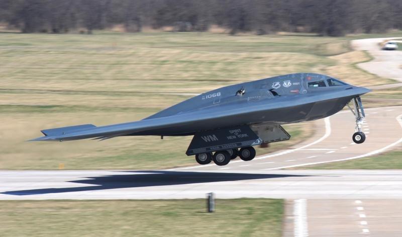 USAF B-2A Whiteman
