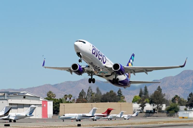 Boeing 737 Avelo Air