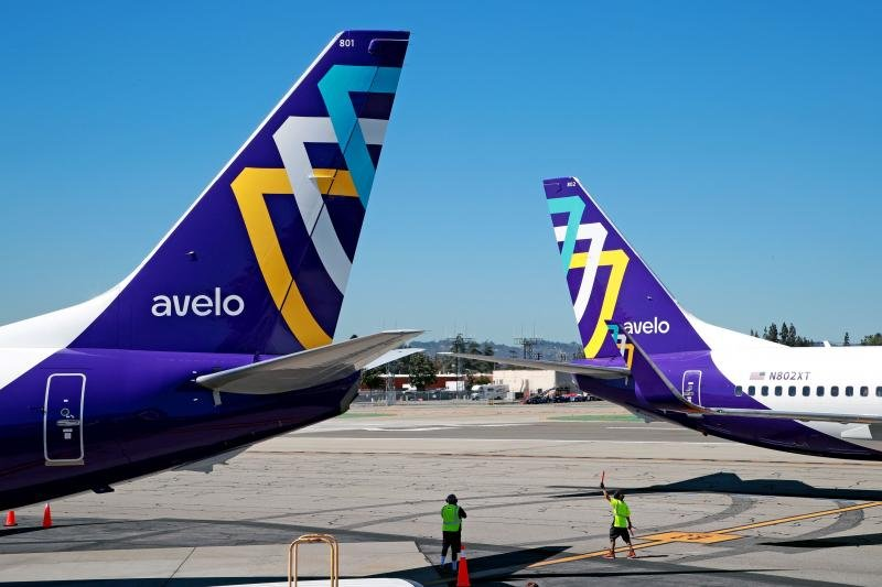 Avelo Airlines Boeing 737s