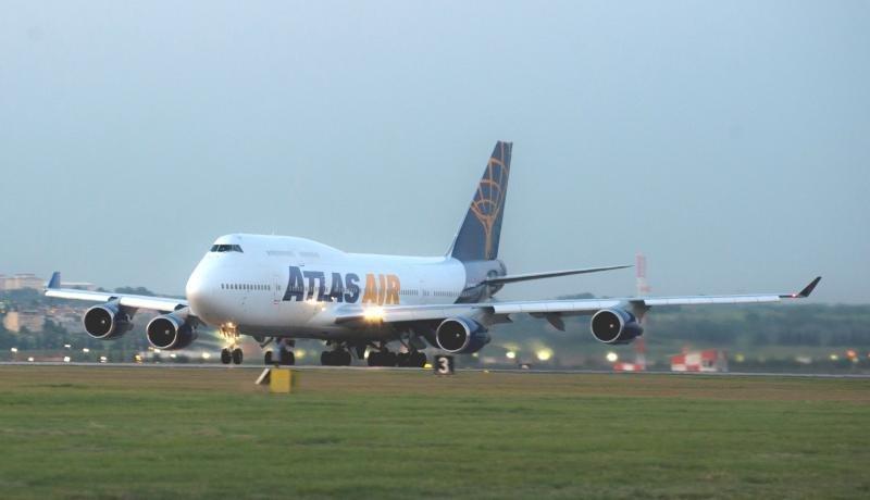 Atlas Air 747 Incirlik