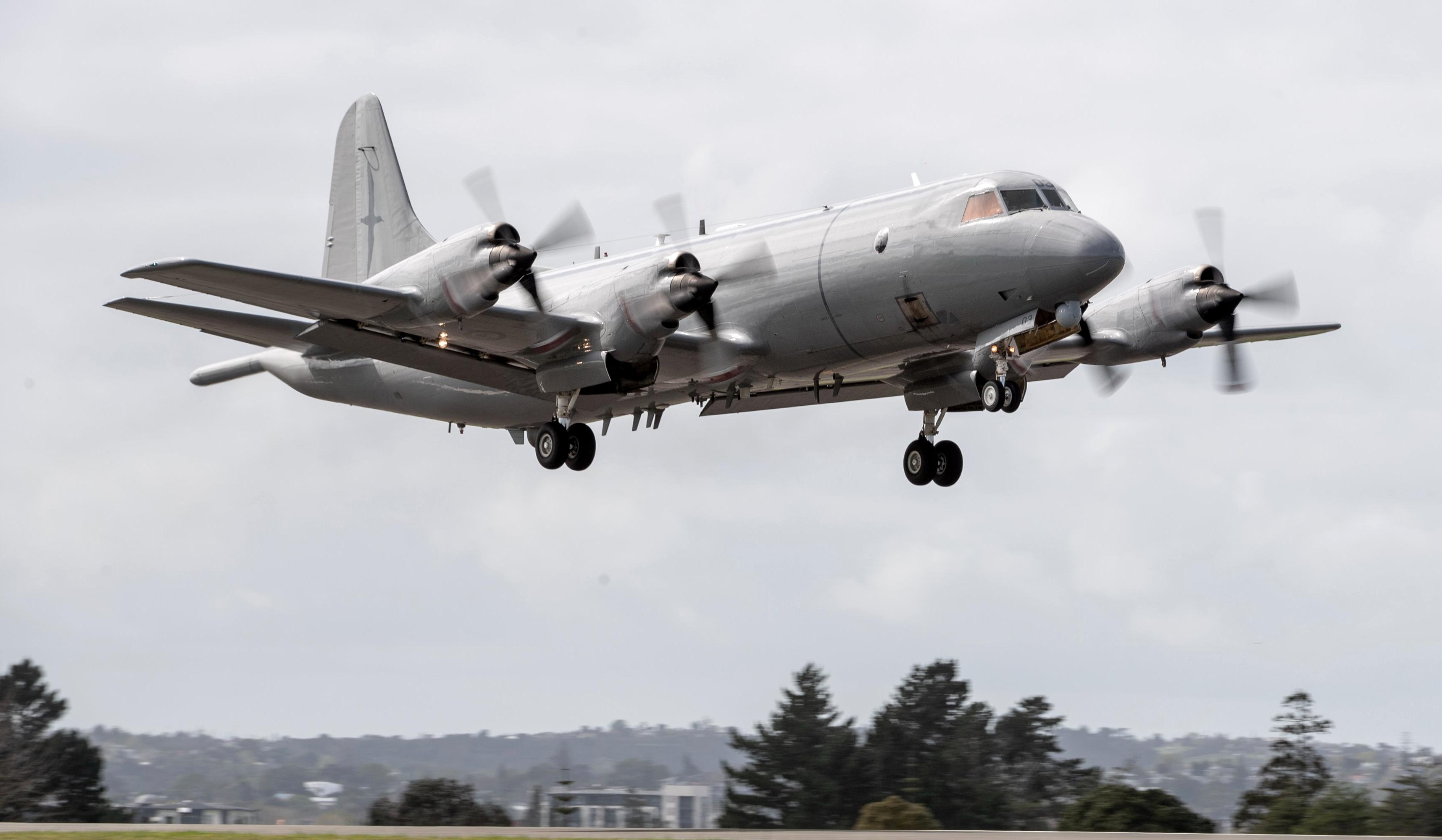 First RNZAF P-3K2 Orion retirement 24-09-21 [RNZAF]