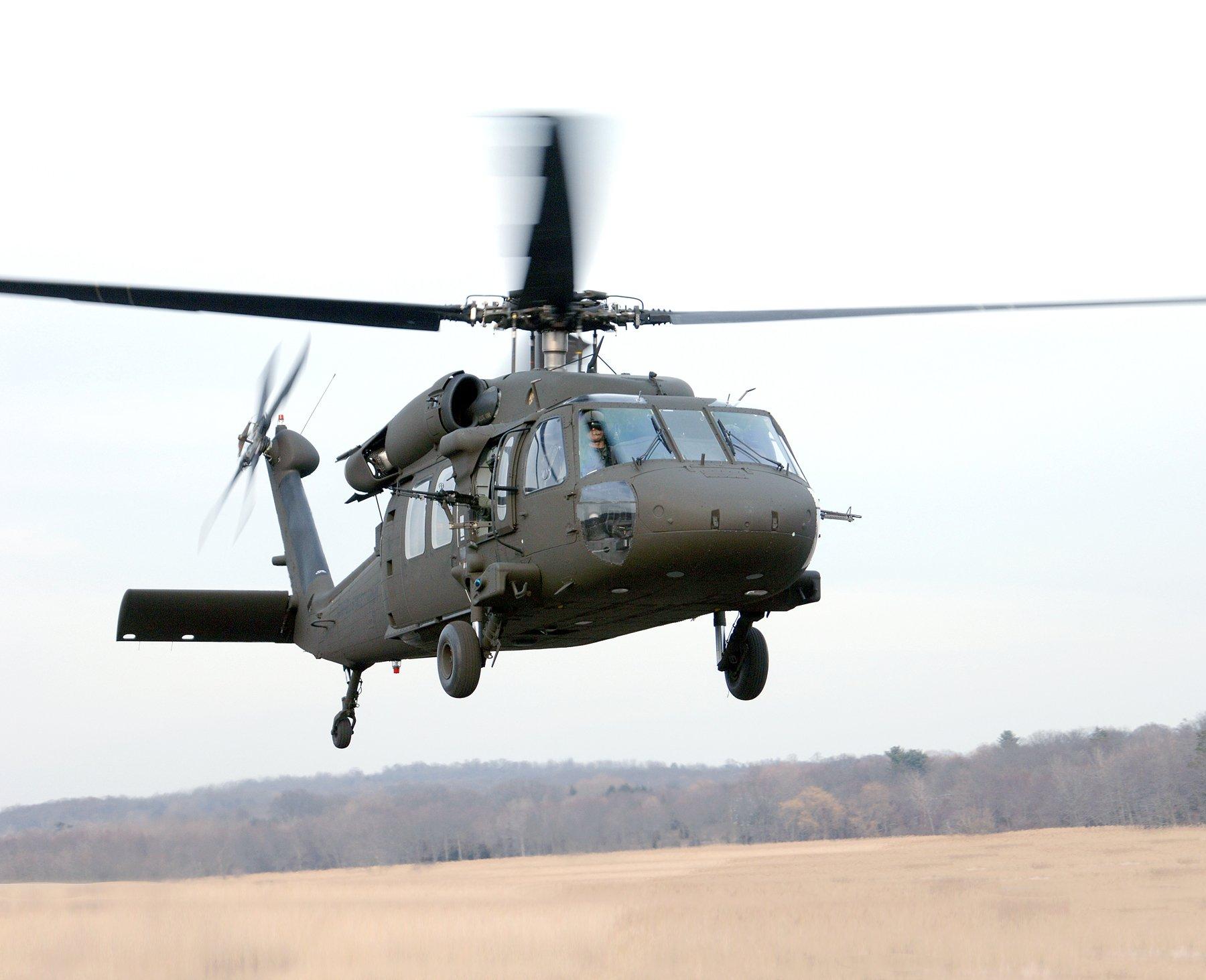 UH-60M [Lockheed Martin]