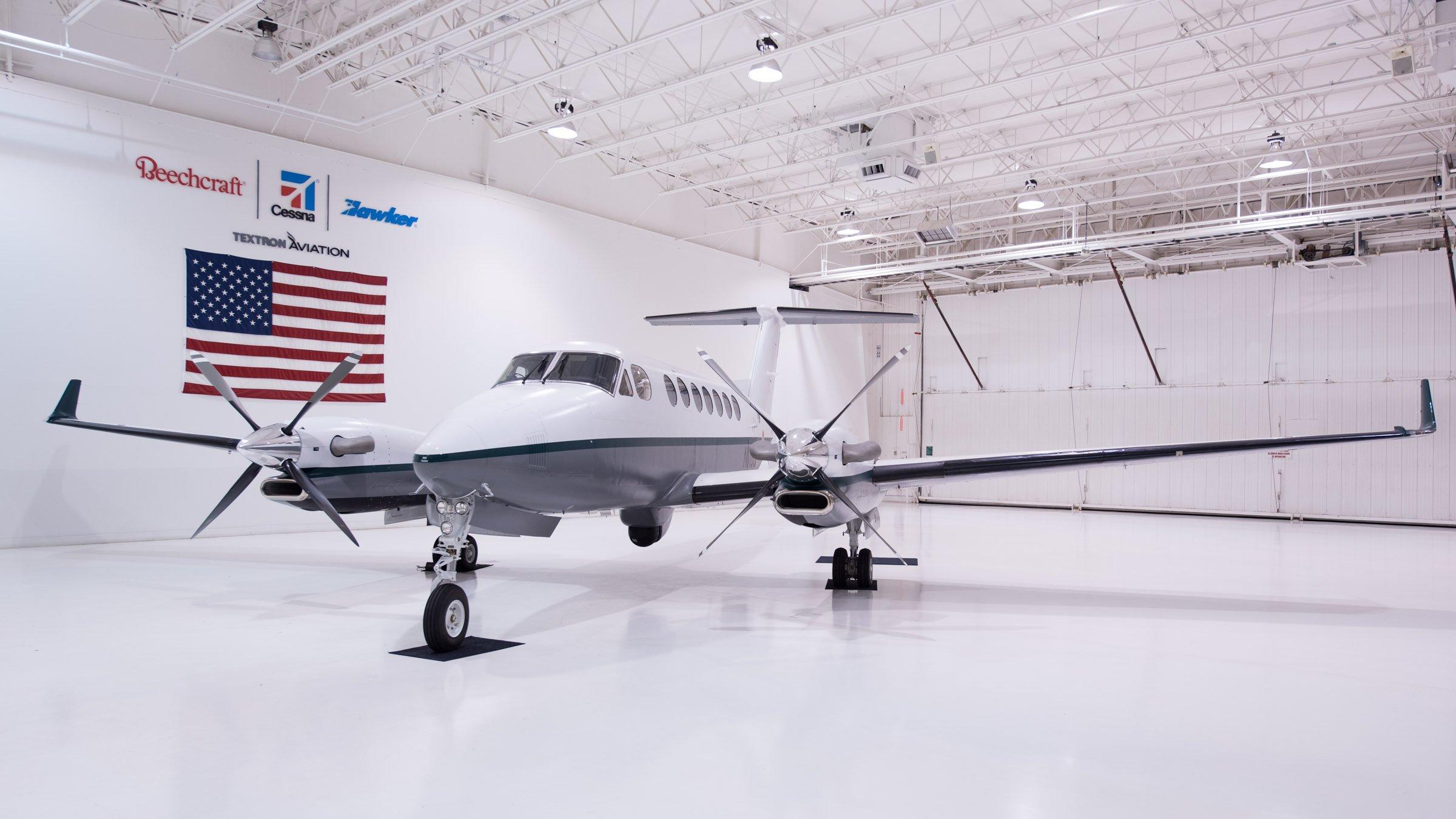 King Air 350i [Textron Aviation]