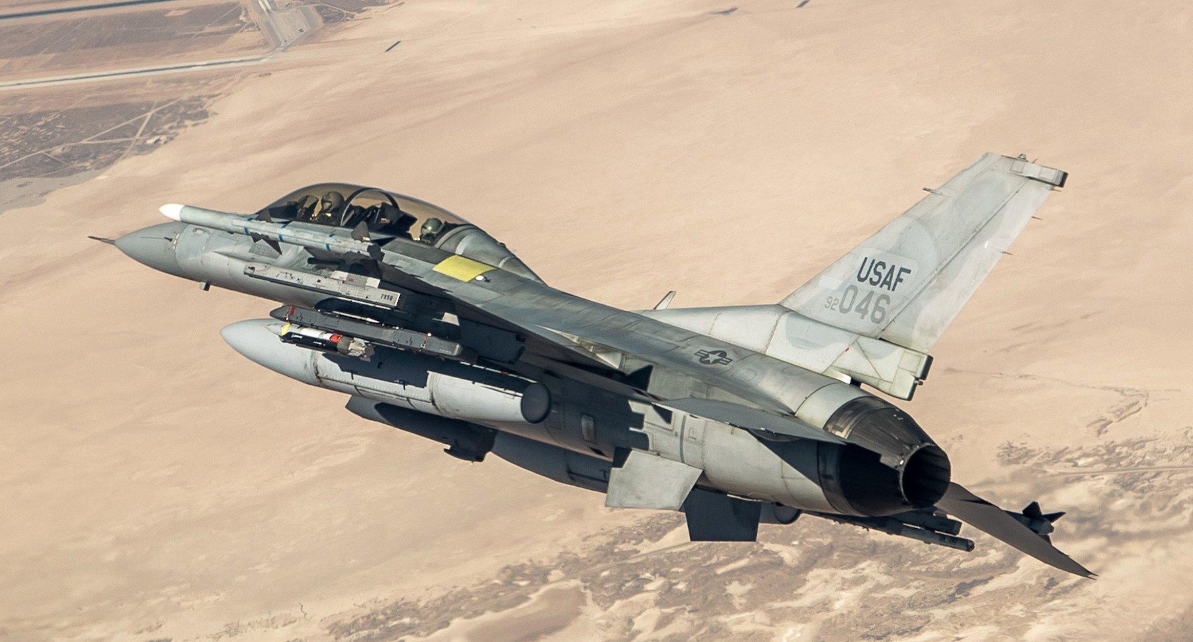 KF-16D [USAF/Ethan Wagner]