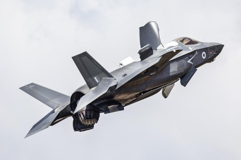UK F-35B