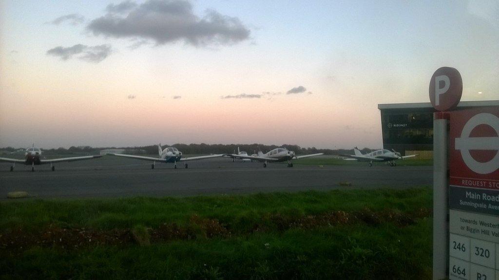 Biggin Hill Airport