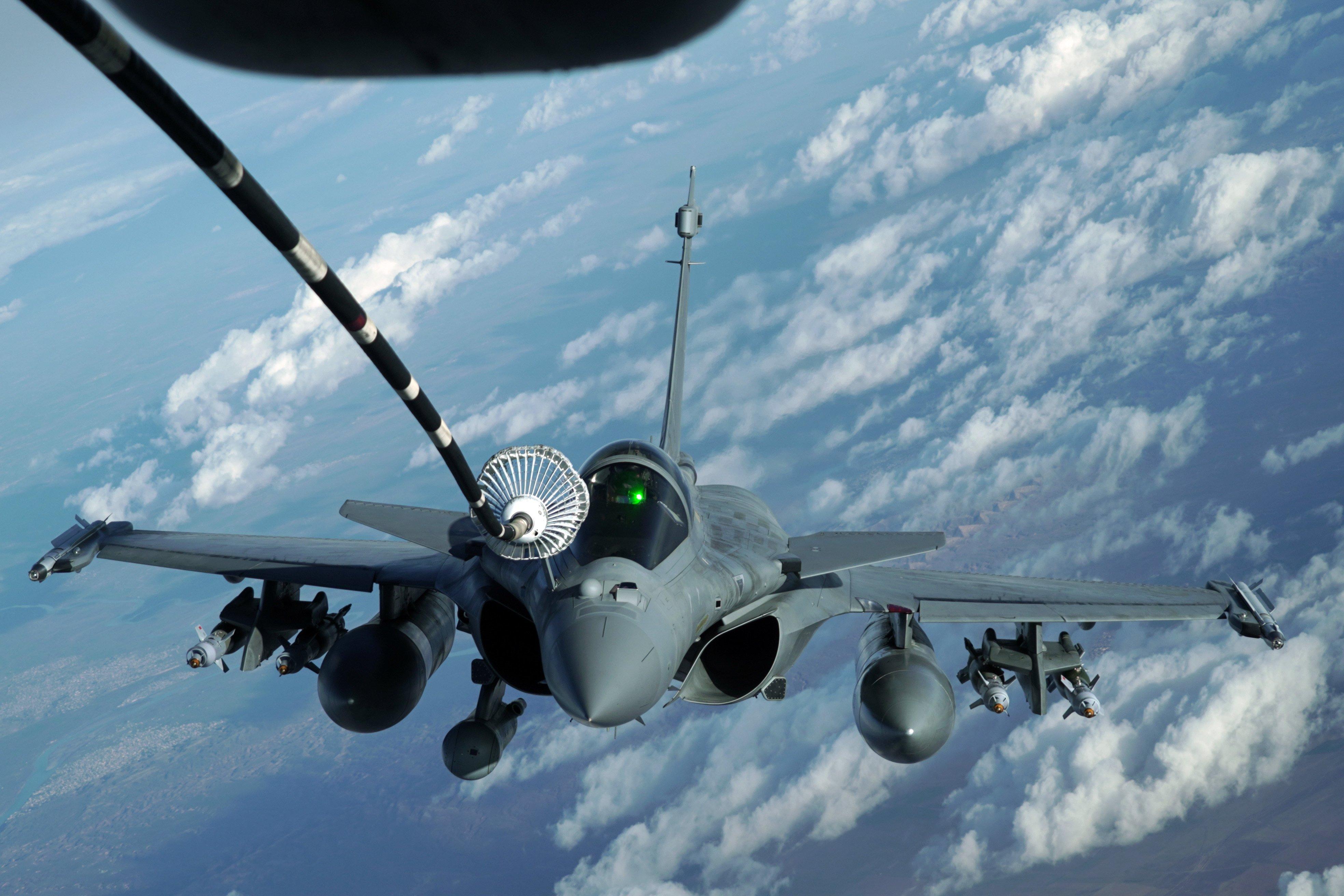 Rafale C [USAF/Tech Sgt Joshua Williams]