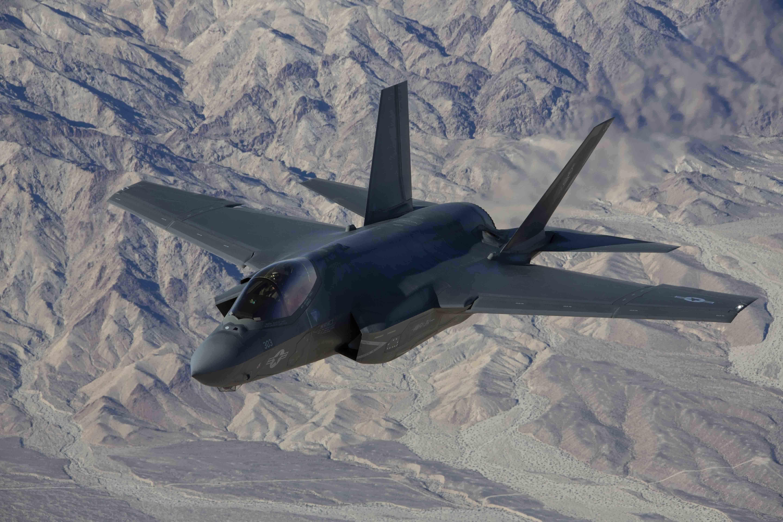 VMFA-314 F-35C [USMC/Cpl Leilani Cervantes]