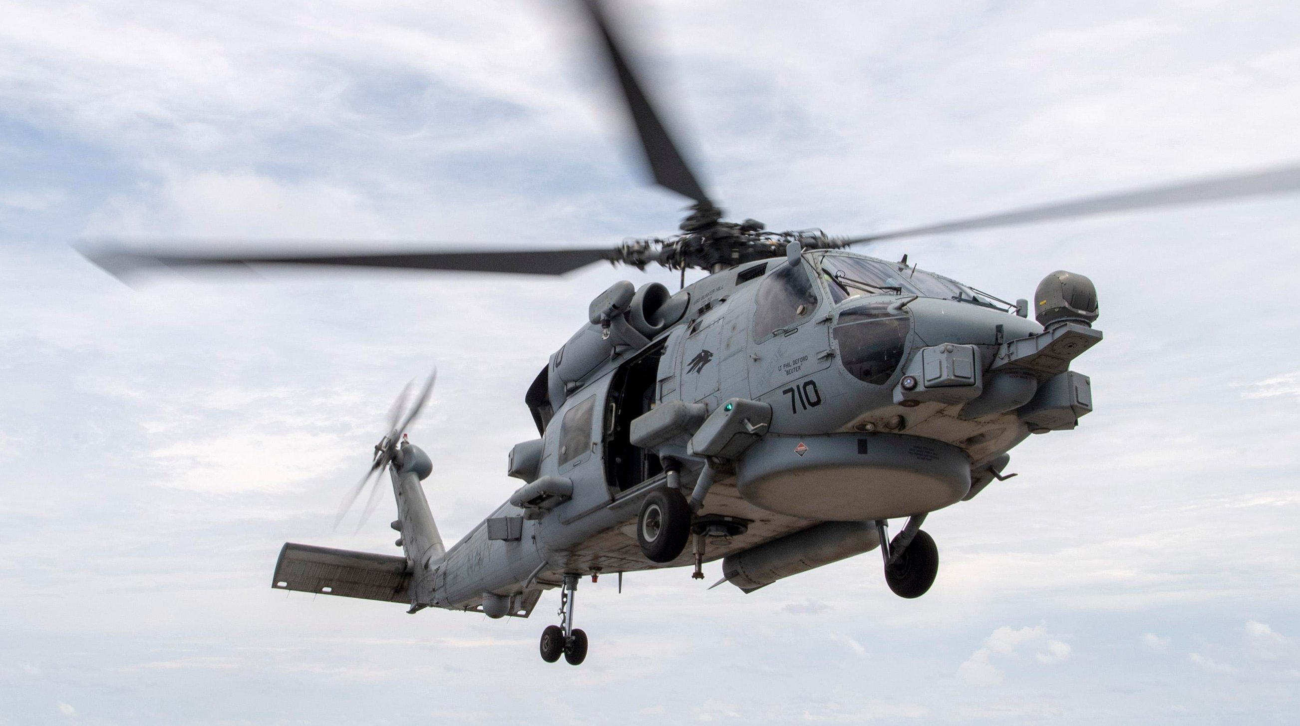 MH-60R [US Navy/Mass Communication Specialist 2nd Class Brandie Nuzzi]