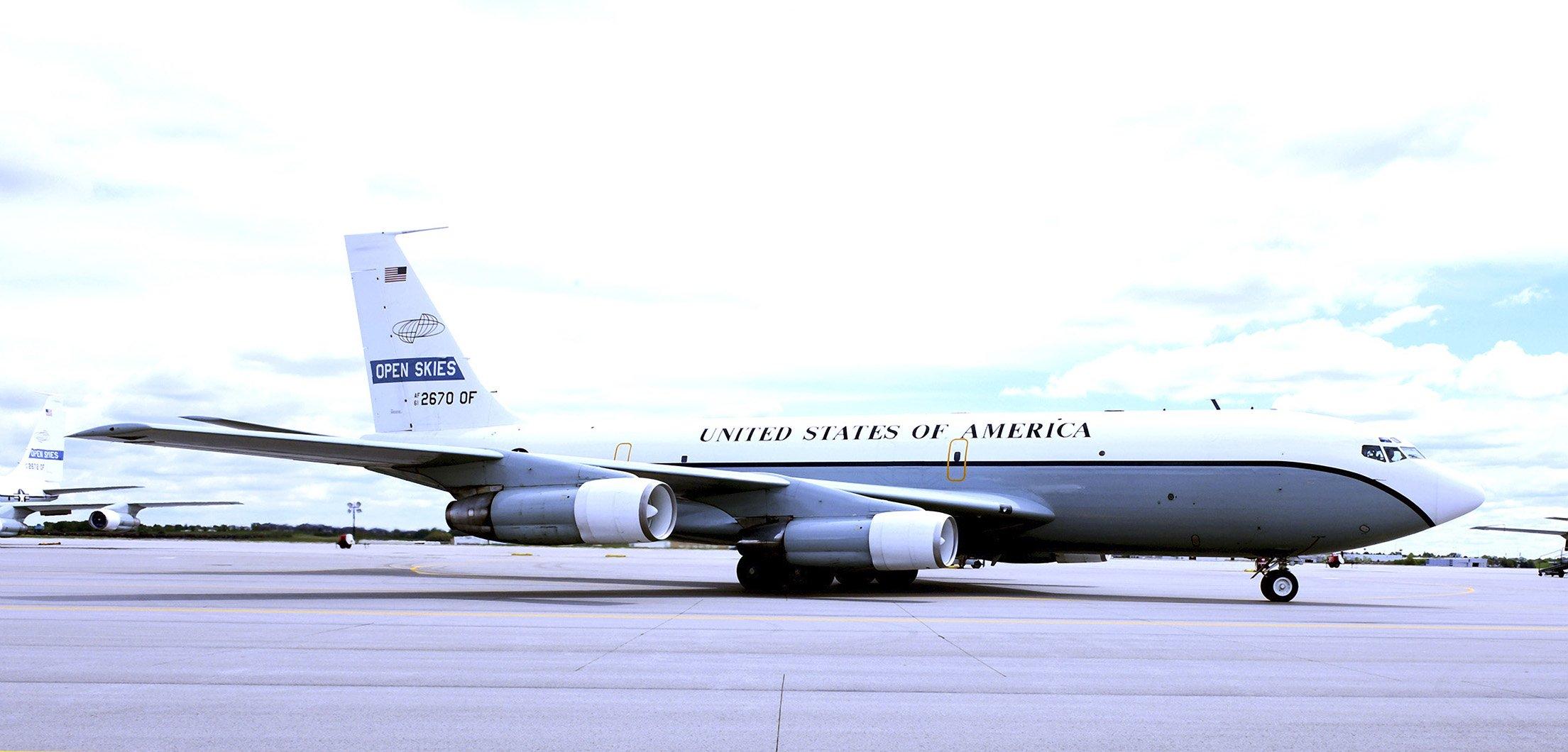 Final OC-135B retirement [USAF/Offutt AFB]