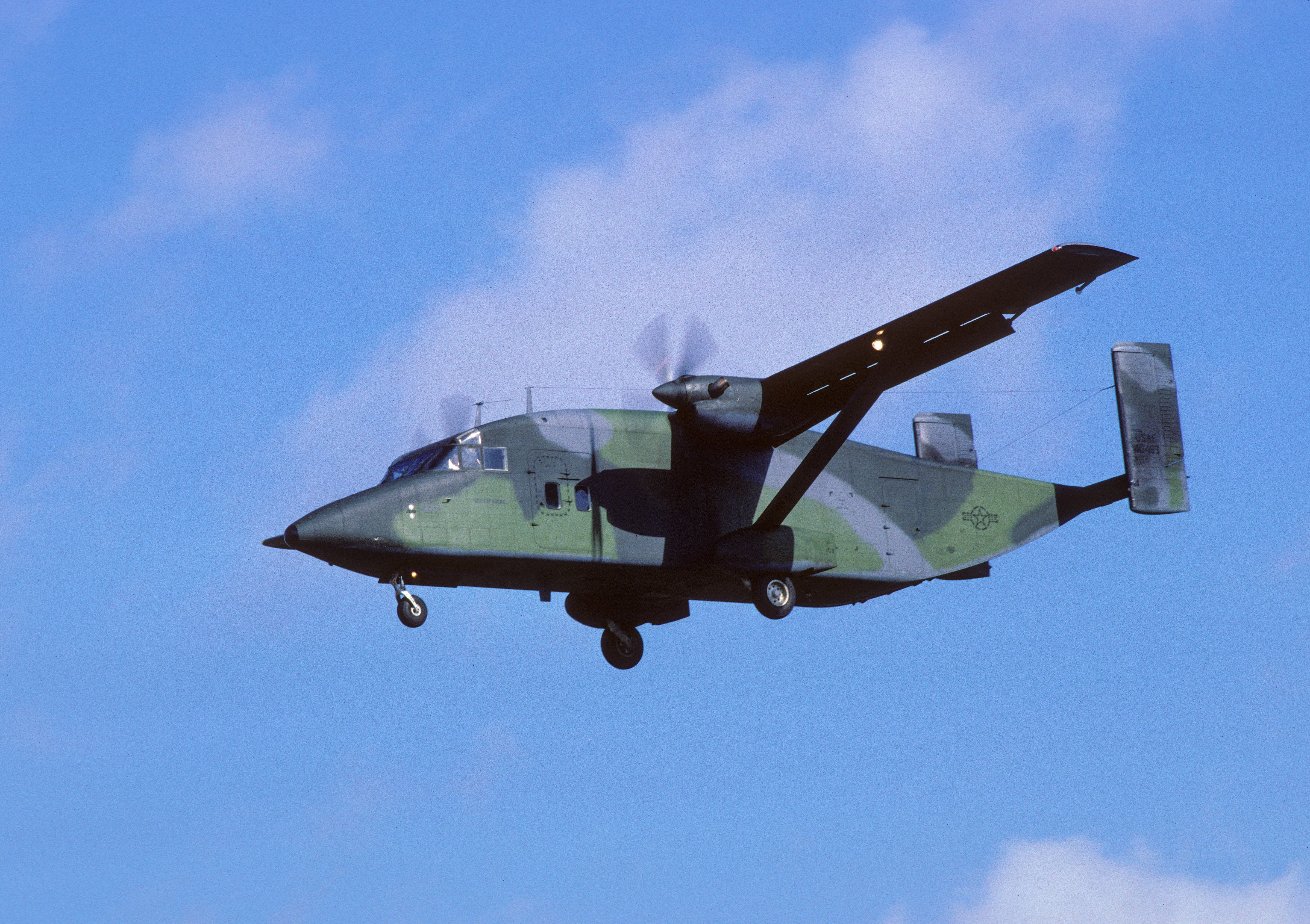 C-23A Sherpa [Peter R Foster]