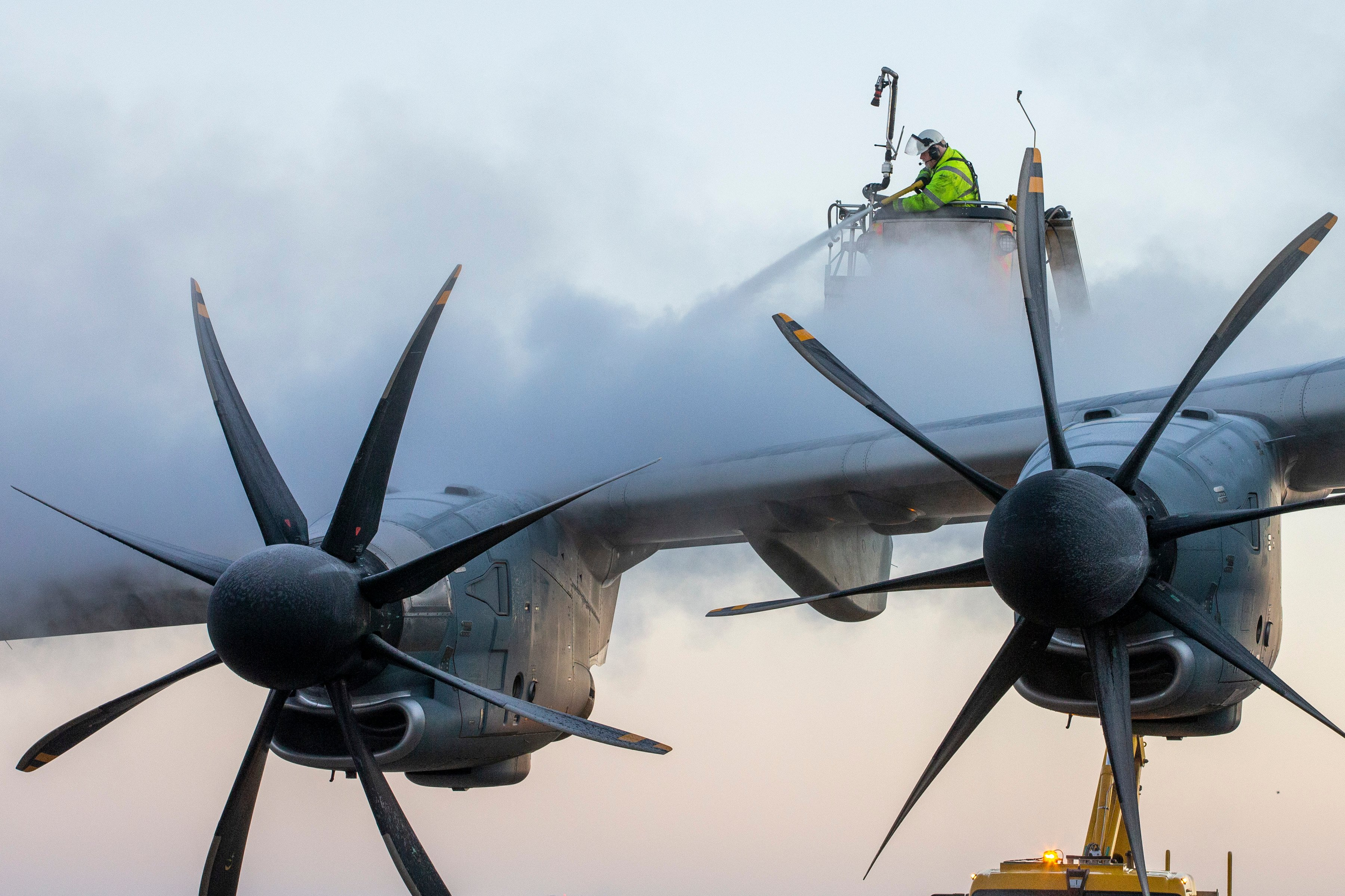 Airbus A400M Atlas C1 [MoD Crown Copyright/SAC Tom Cann]