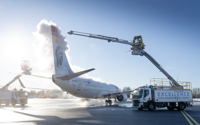 Menzies Aviation/Vestergaard