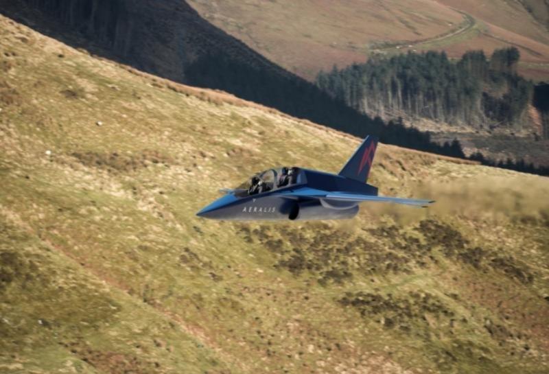 Aeralis Advanced Jet Trainer