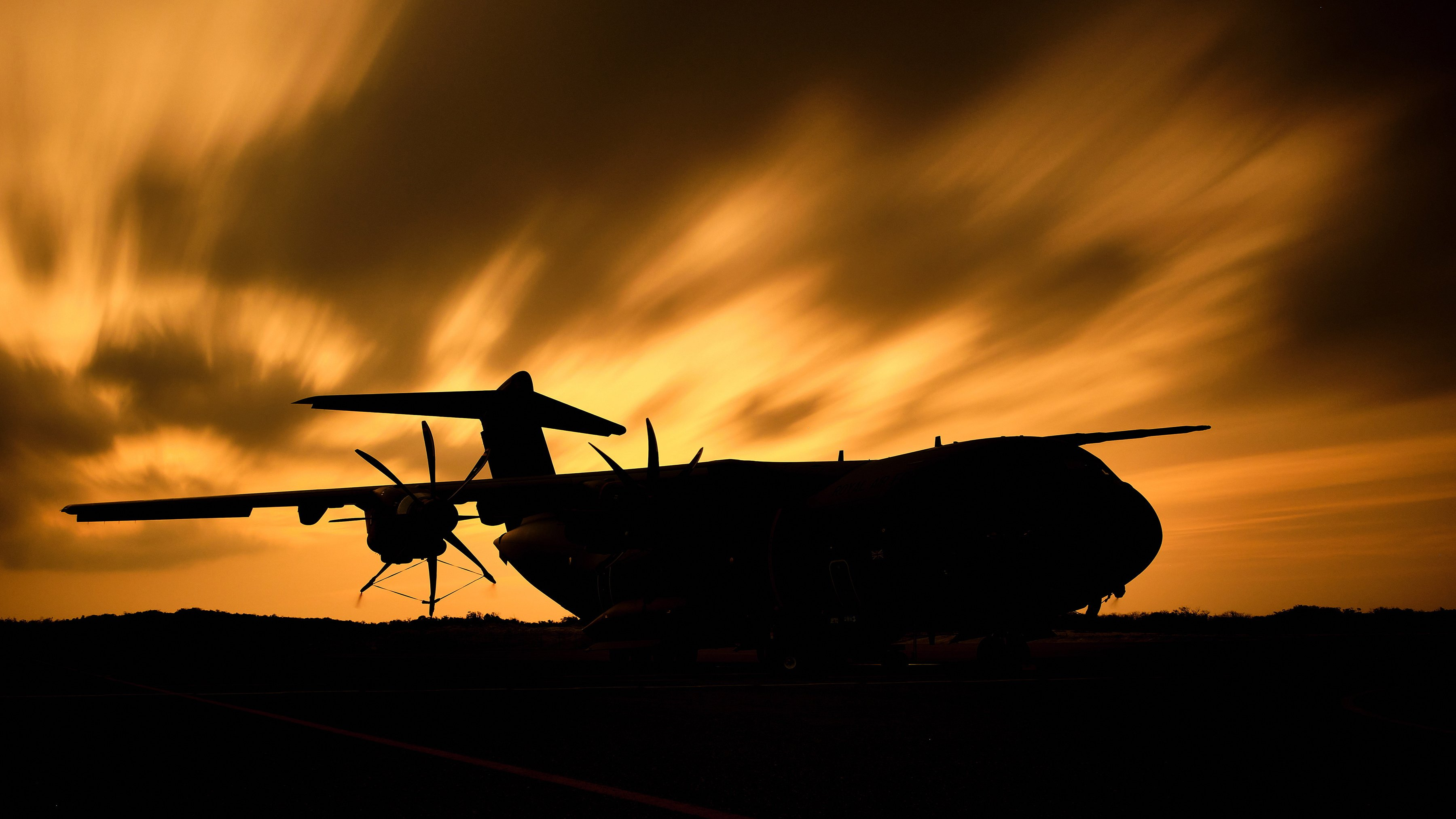 Airbus A400M Atlas C1 [MoD Crown Copyright/Petty Officer Photographer Si Ethell]