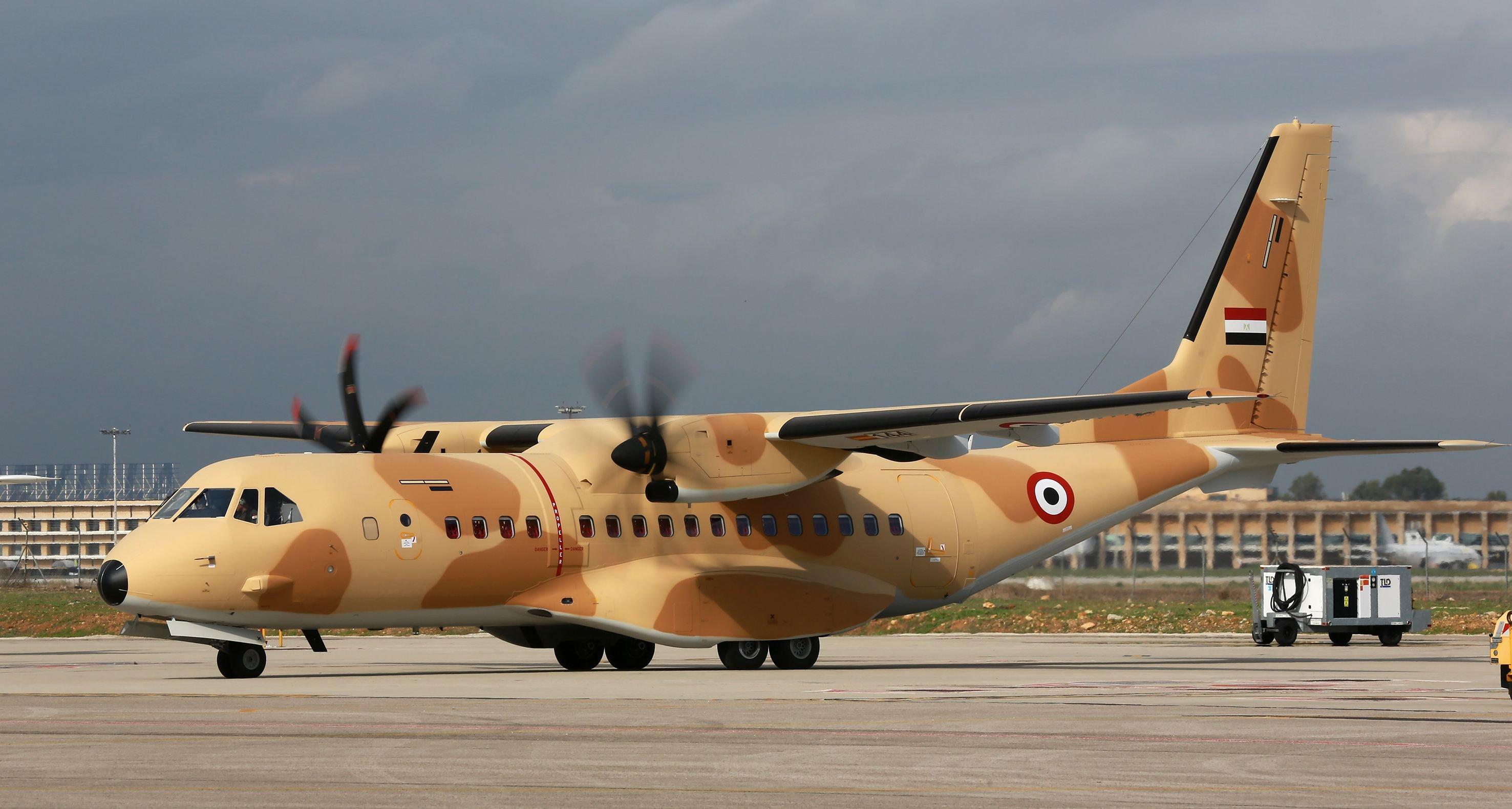 Egyptian C295M [Airbus]