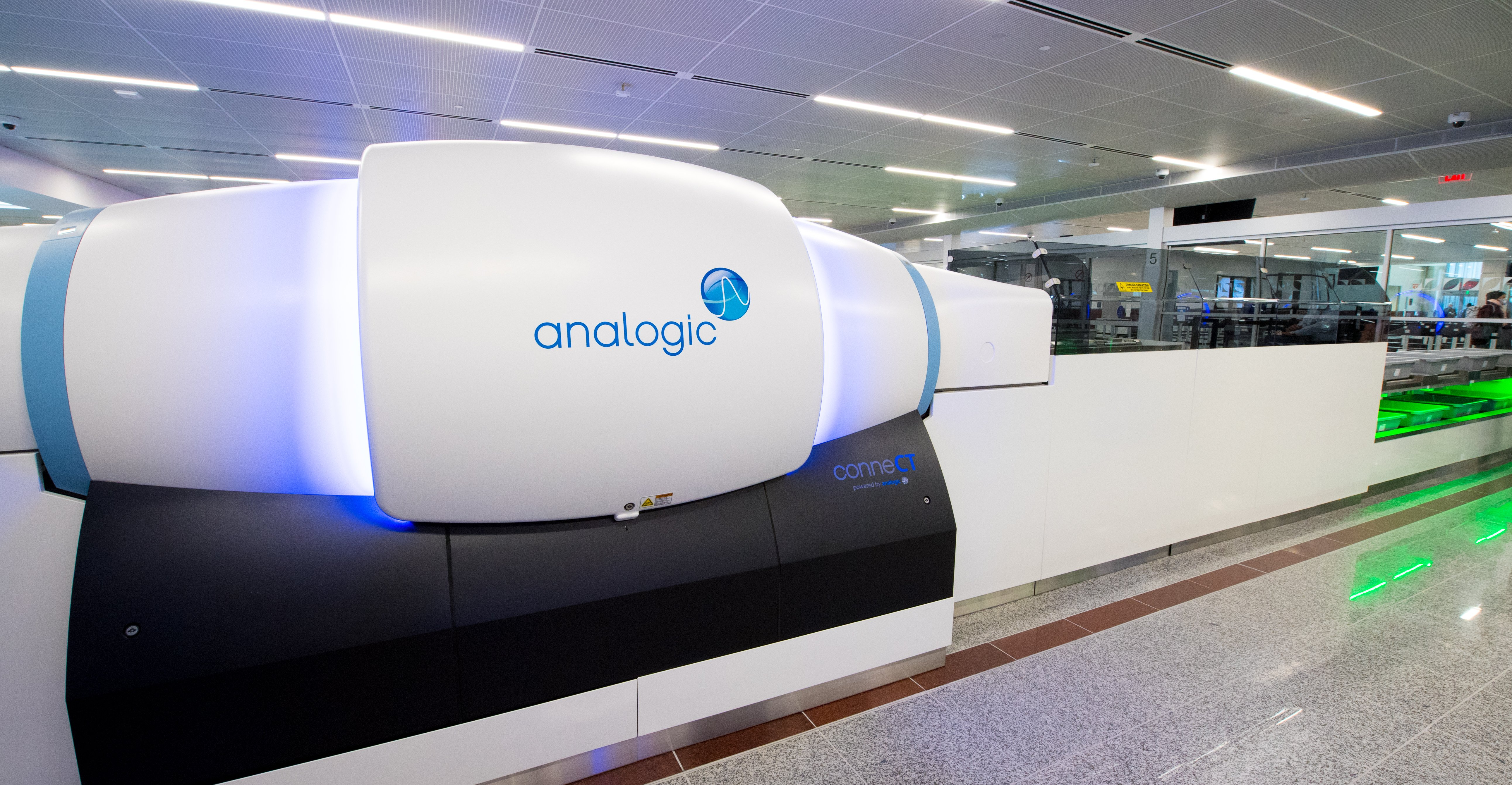 Analogic ConneCT scanner