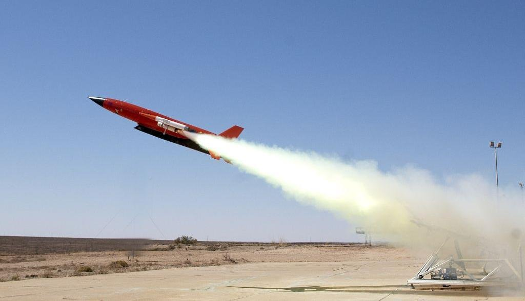 BQM-177A test flight [US Navy]