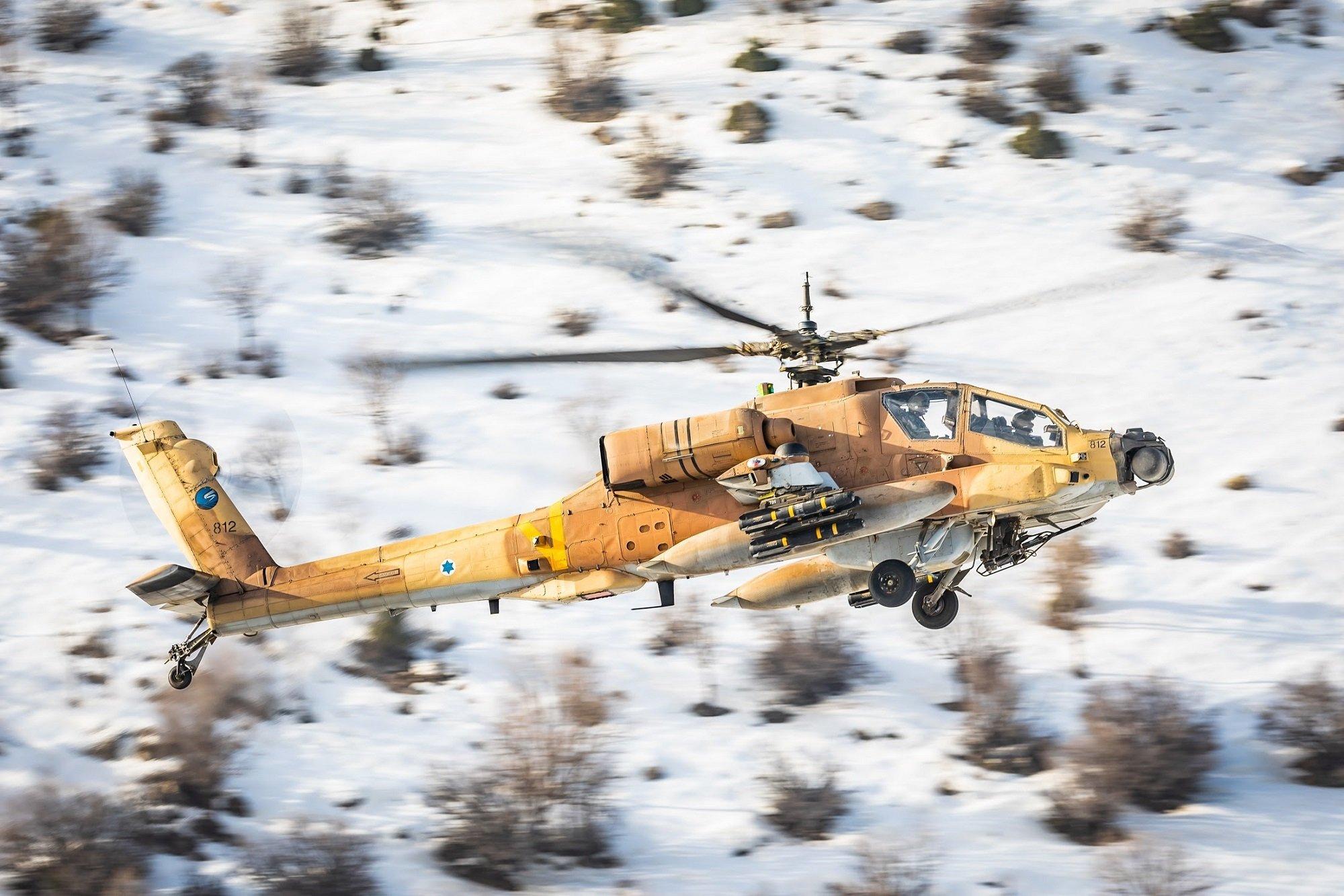 AH-64A 'Peten' [IAF/Amit Agronov]