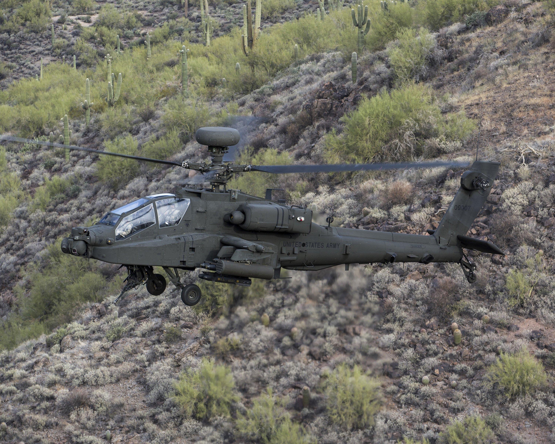 AH-64E [Boeing]