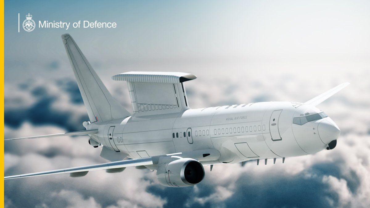 Wedgetail AEW1 [MoD Crown Copyright/Royal Air Force]