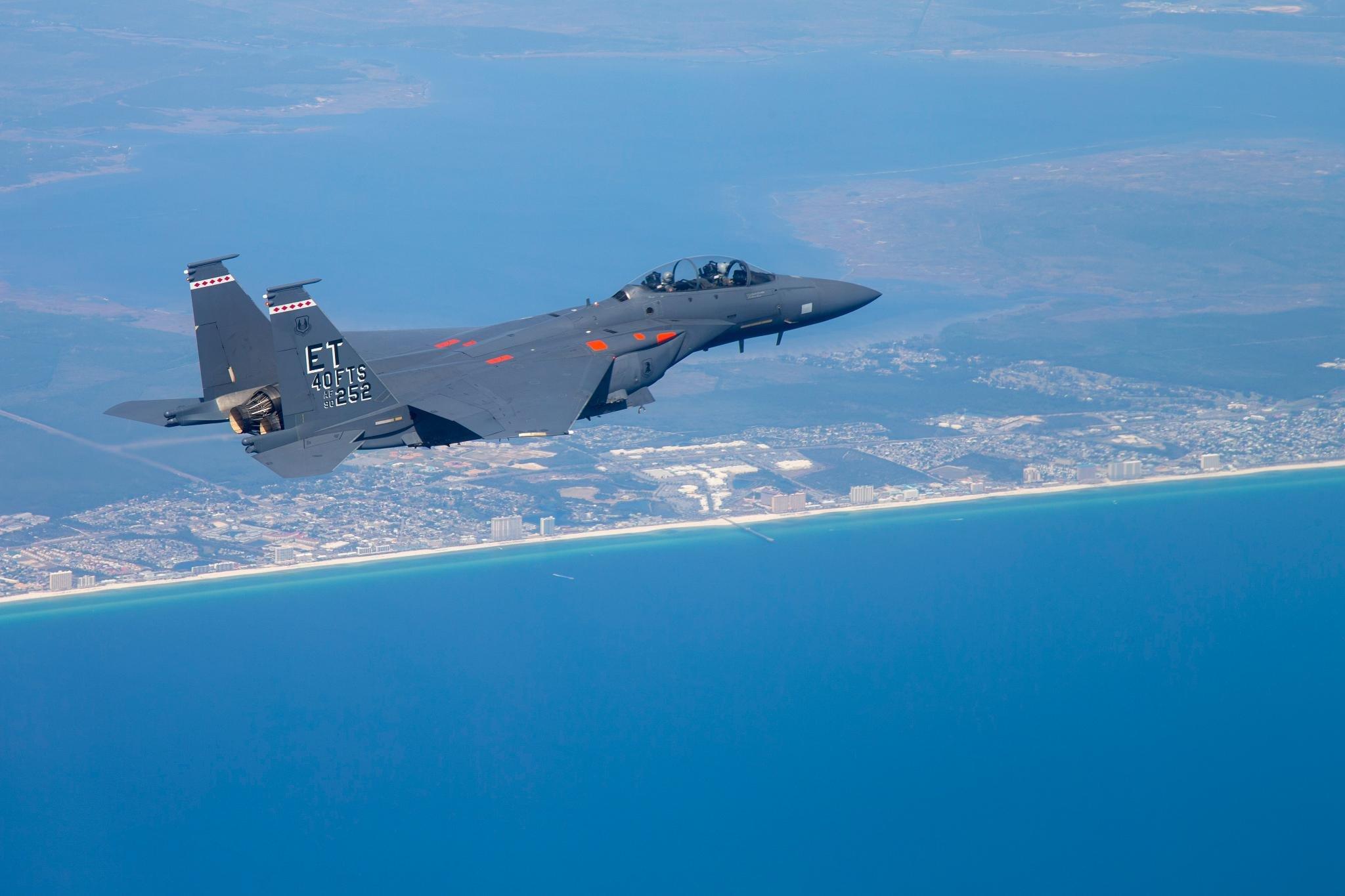 F-15E EPAWSS [Boeing]