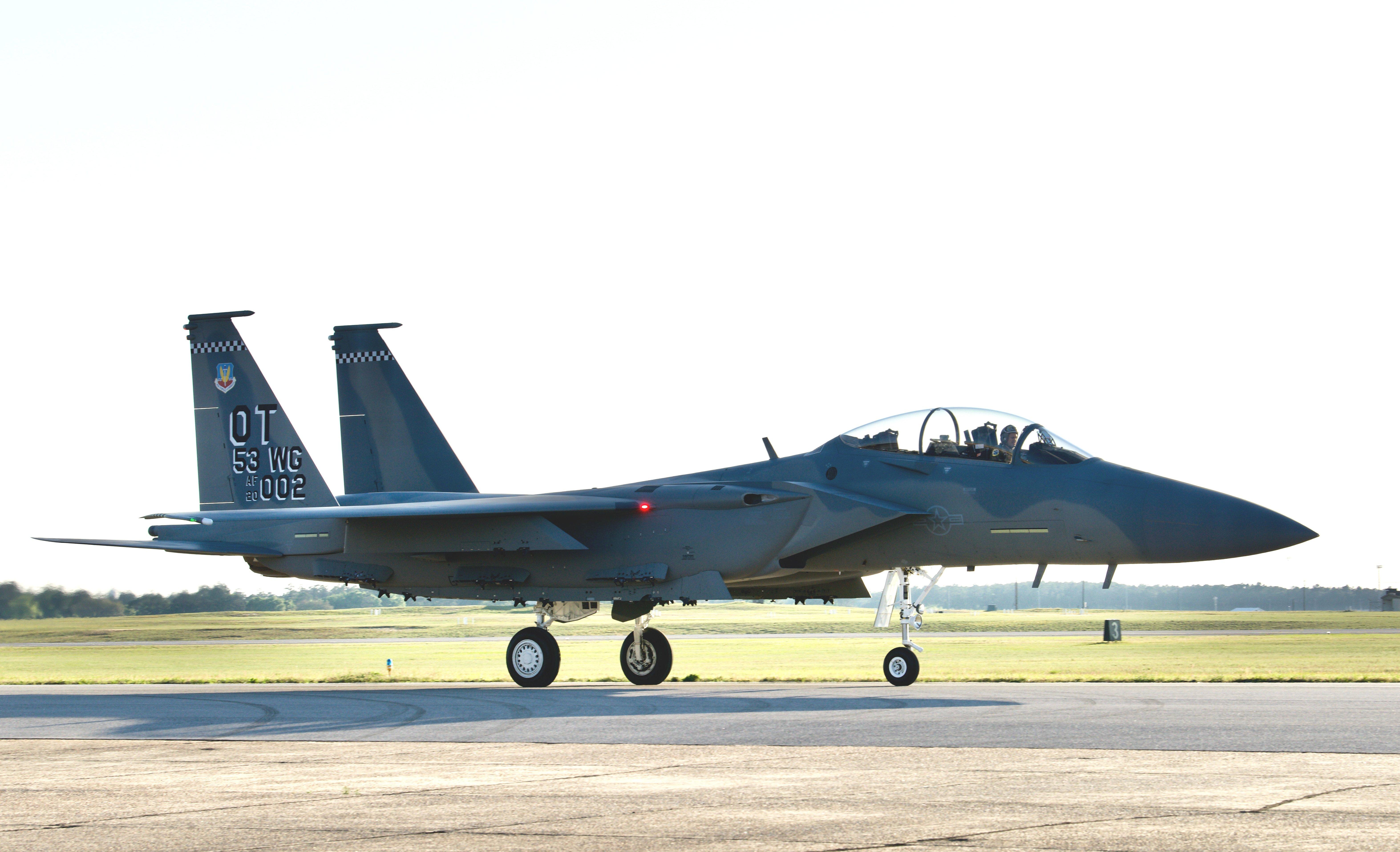 F-15EX [USAF/1st Lt Savanah Bray]