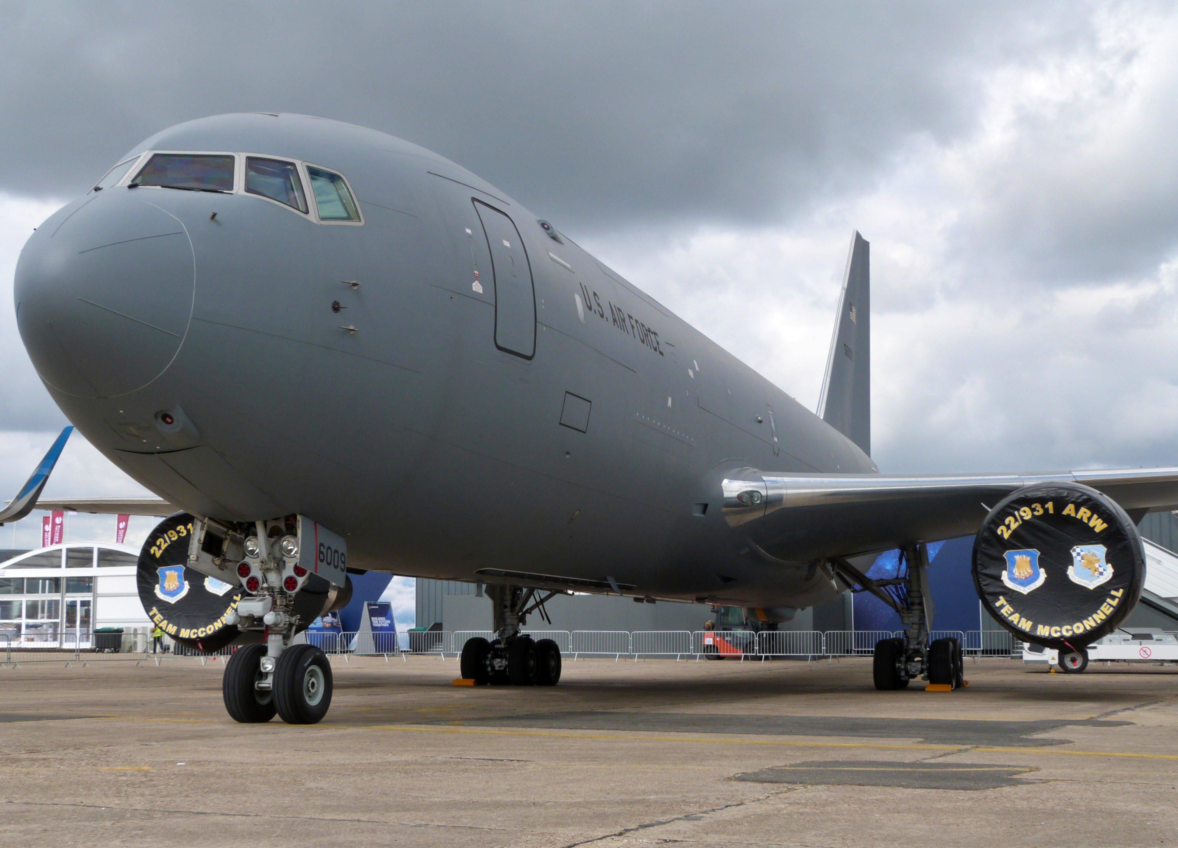 KC-46A [Khalem Chapman]