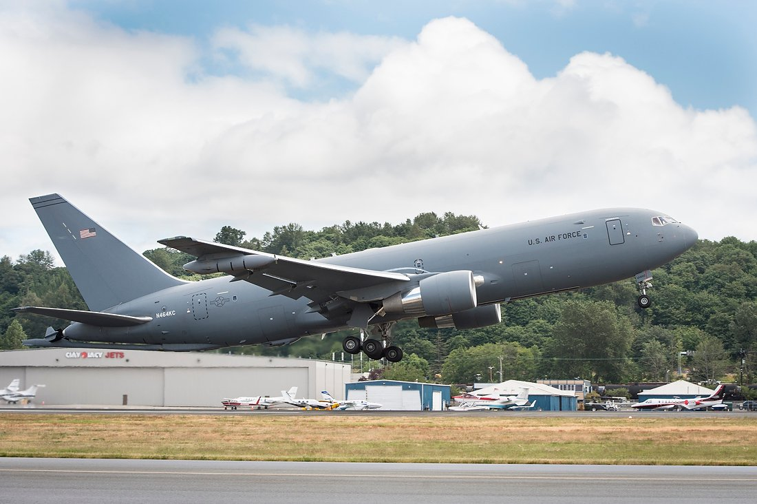 KC-46A [USAF/Marian Lockhart]