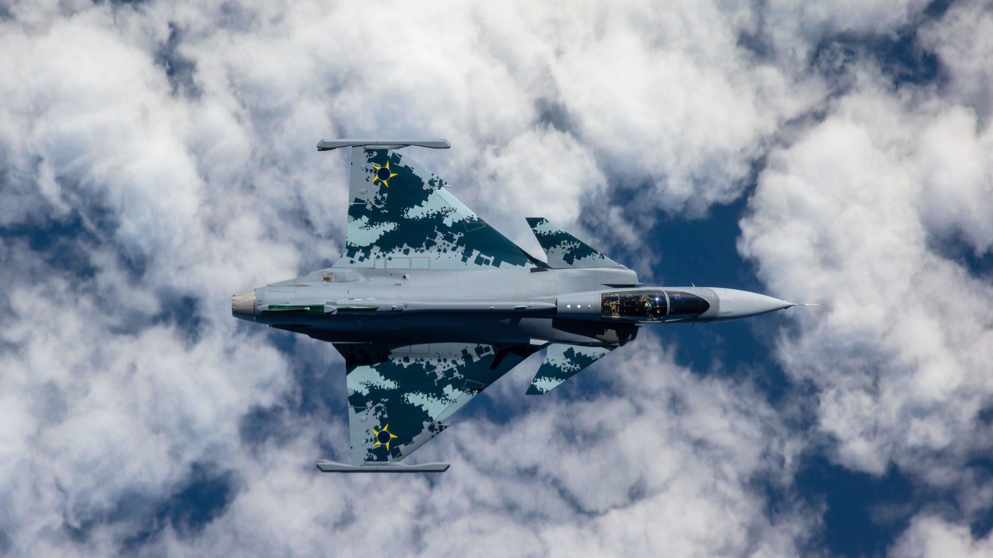 Brazilian Gripen E [Saab]