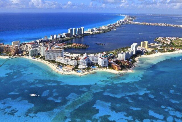 BA Cancun