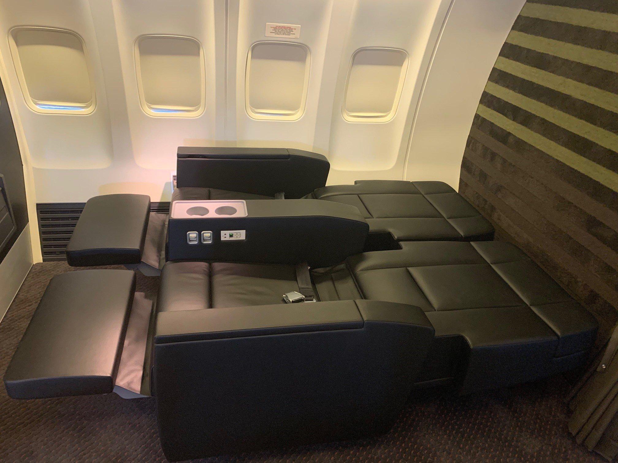 C-40 Clipper Crew Rest Seats [USAF]