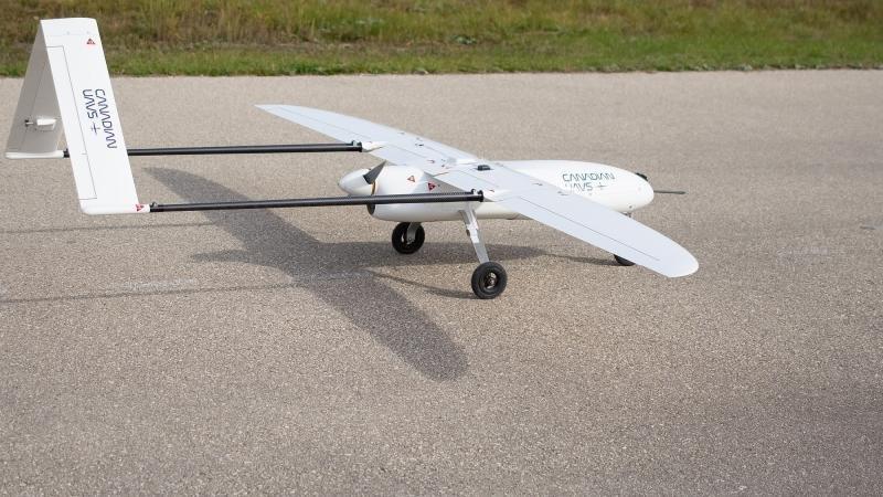 File photo of a Canadian UAV RPAS