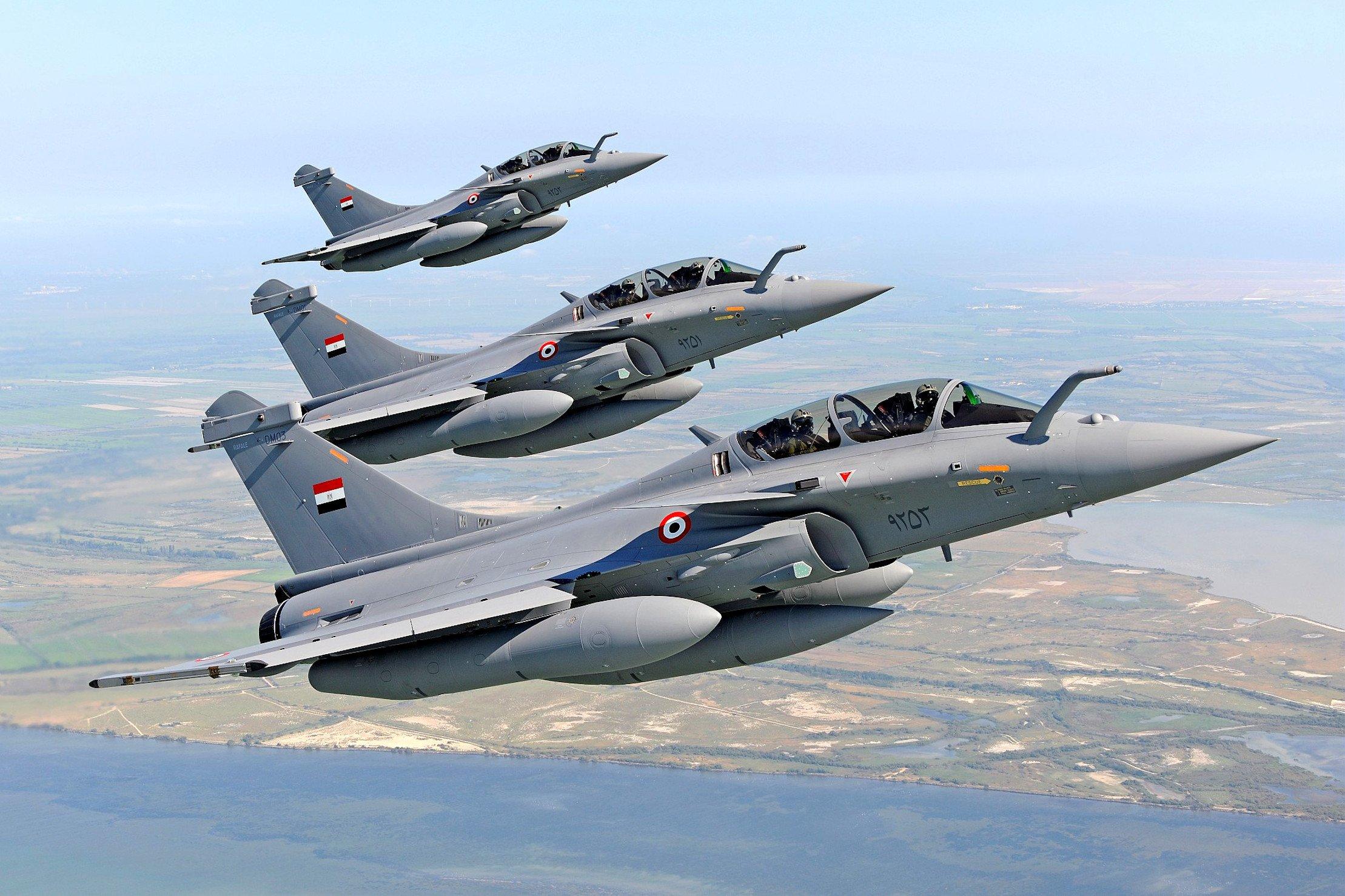 Rafale DMs [Dassault Aviation]