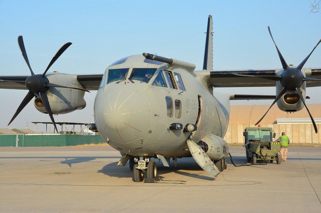 EC-27J JEDI [Italian Air Force]
