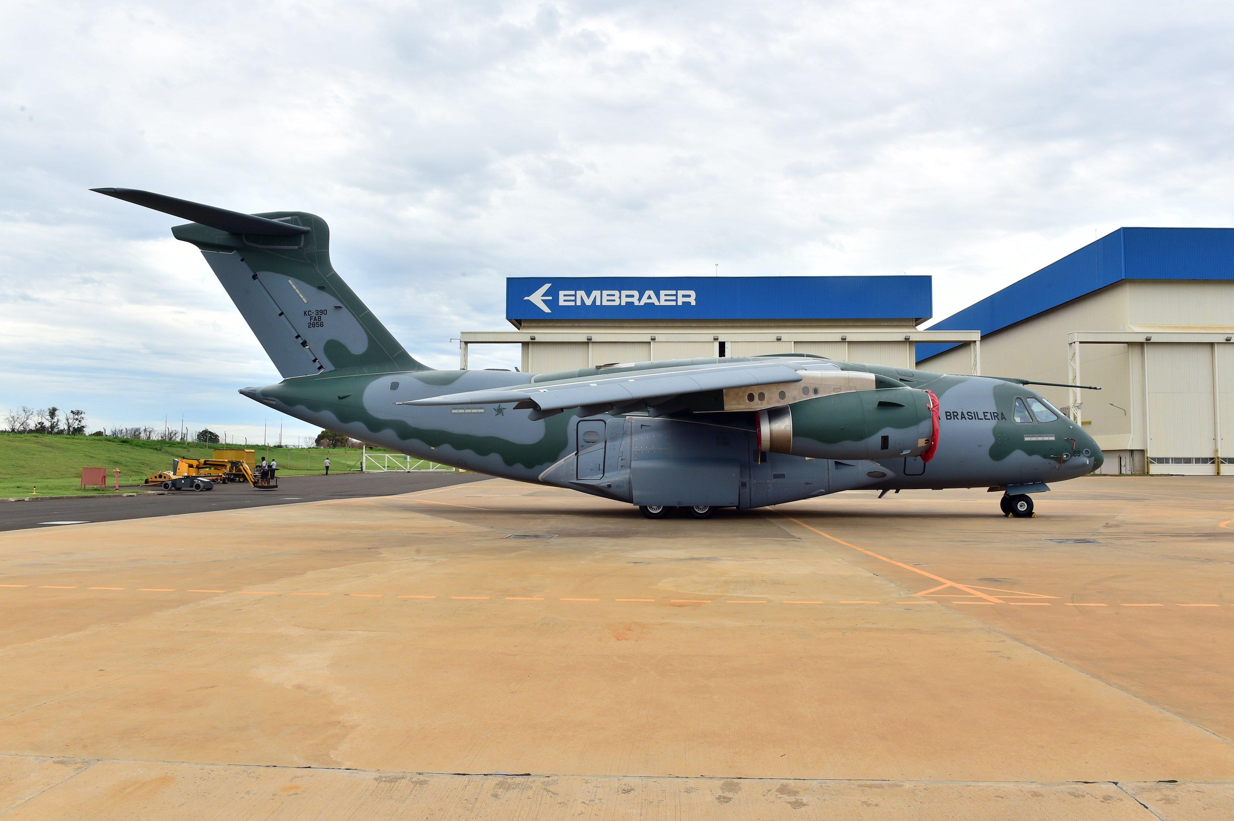 KC-390 [Embraer]