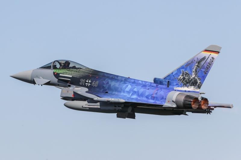 Eurofighter Quadriga