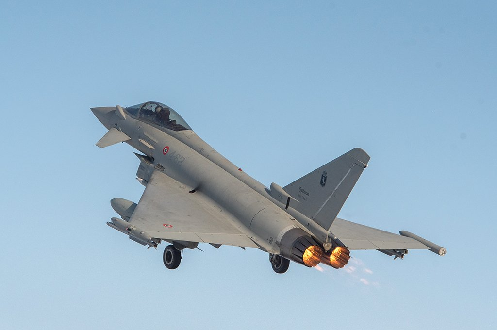 Eurofighter F-2000A [Italian Ministry of Defence]