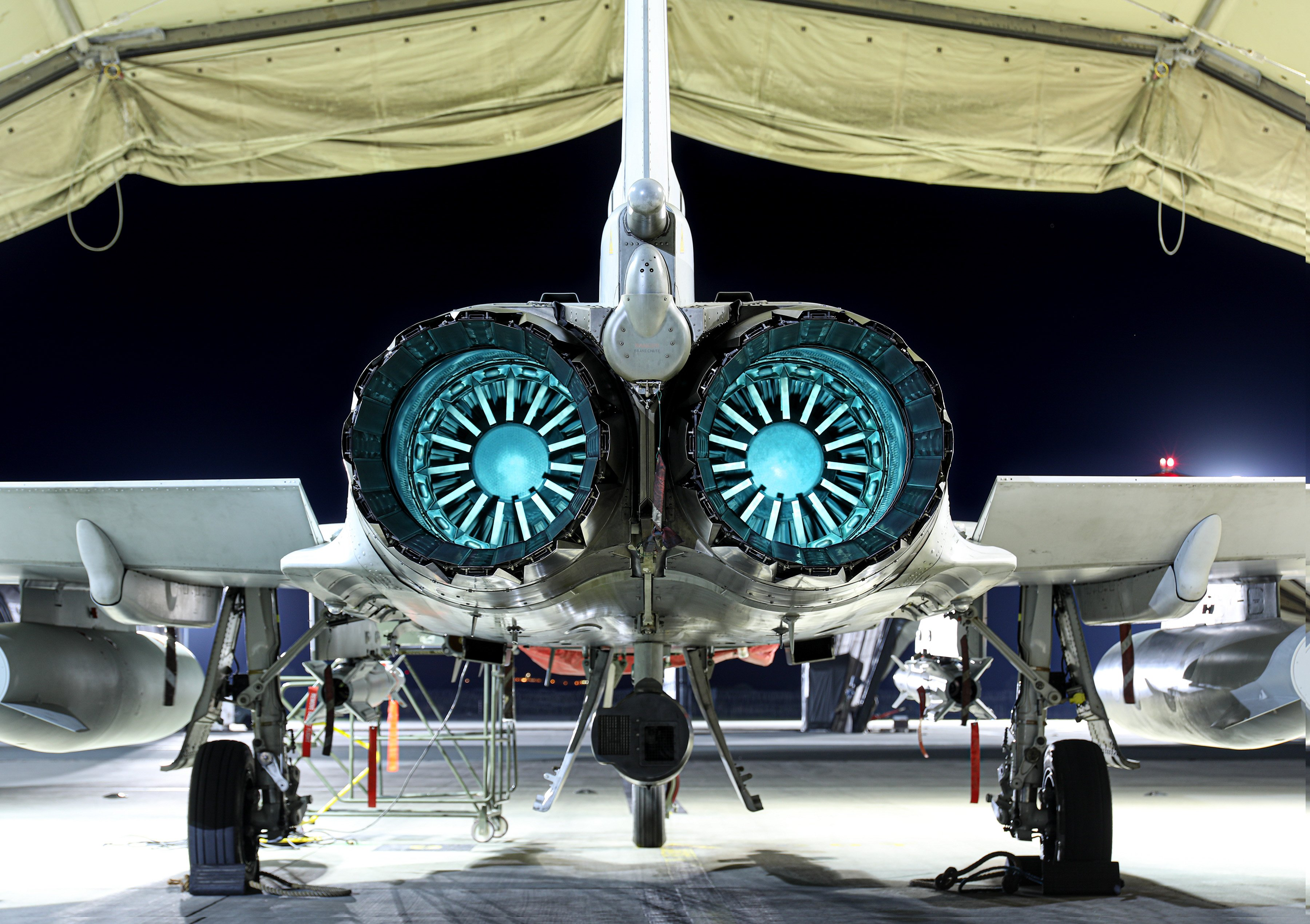 Eurofighter Typhoon FGR4 [MoD Crown Copyright/SAC Phil Dye]