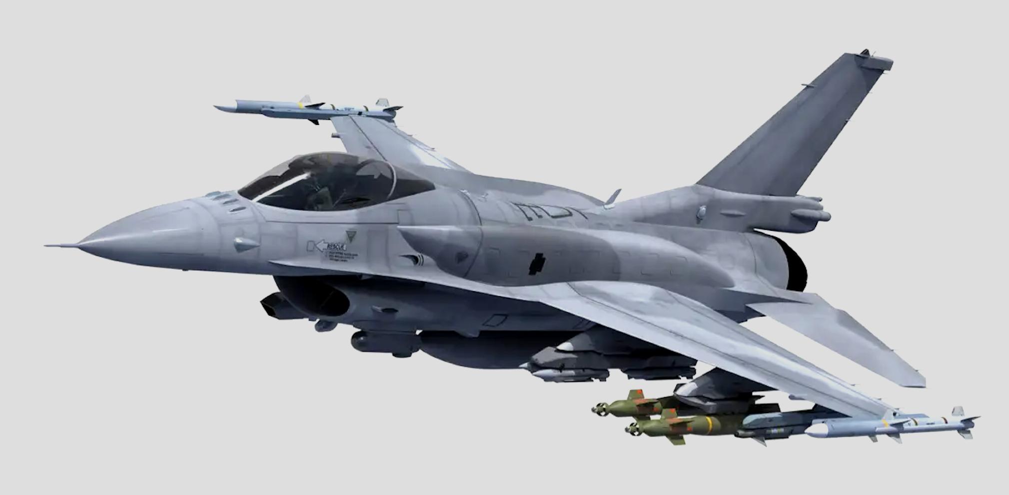 F-16 Block 70/72 [Lockheed Martin]