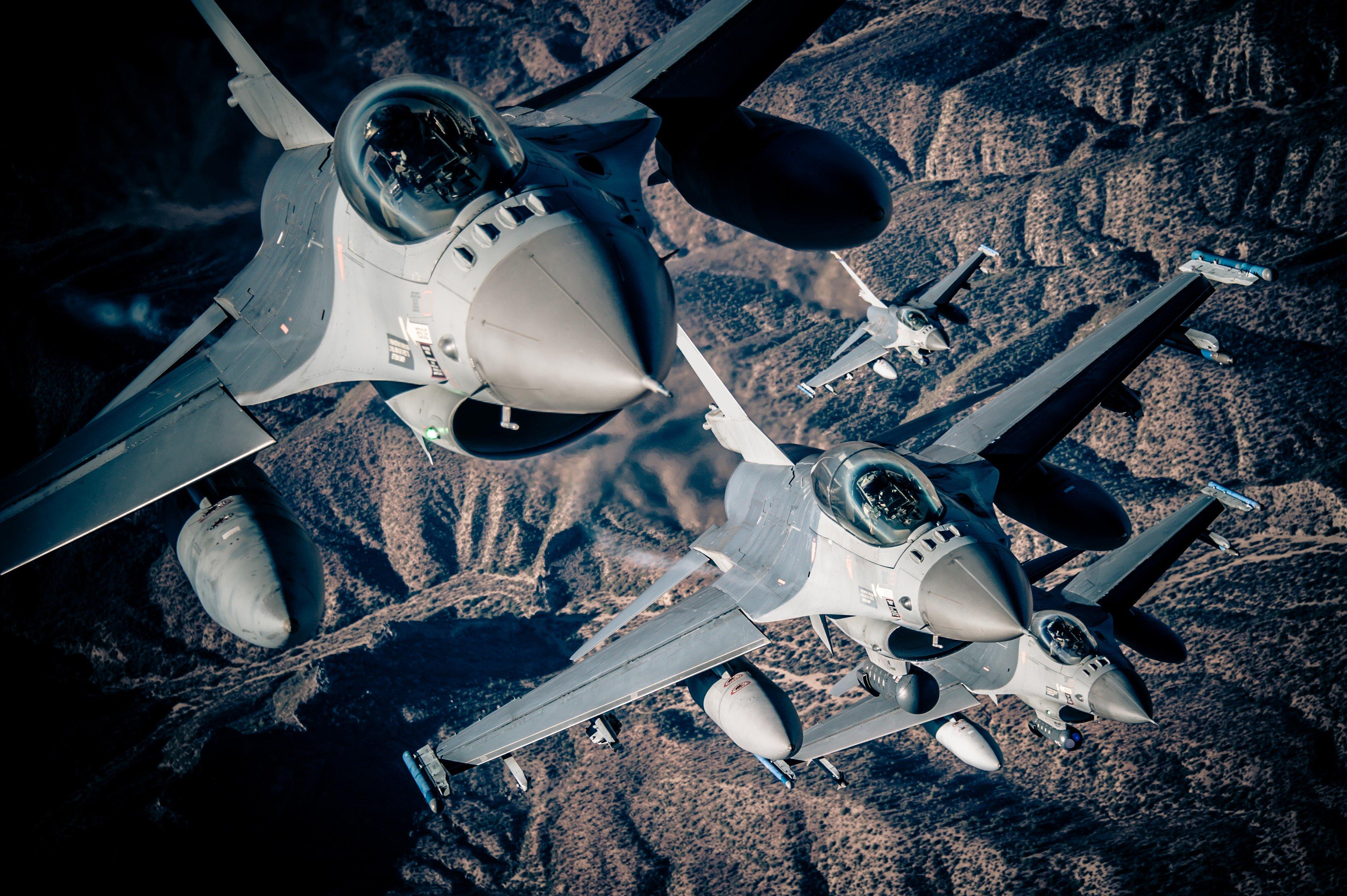 F-16s [Northrop Grumman]