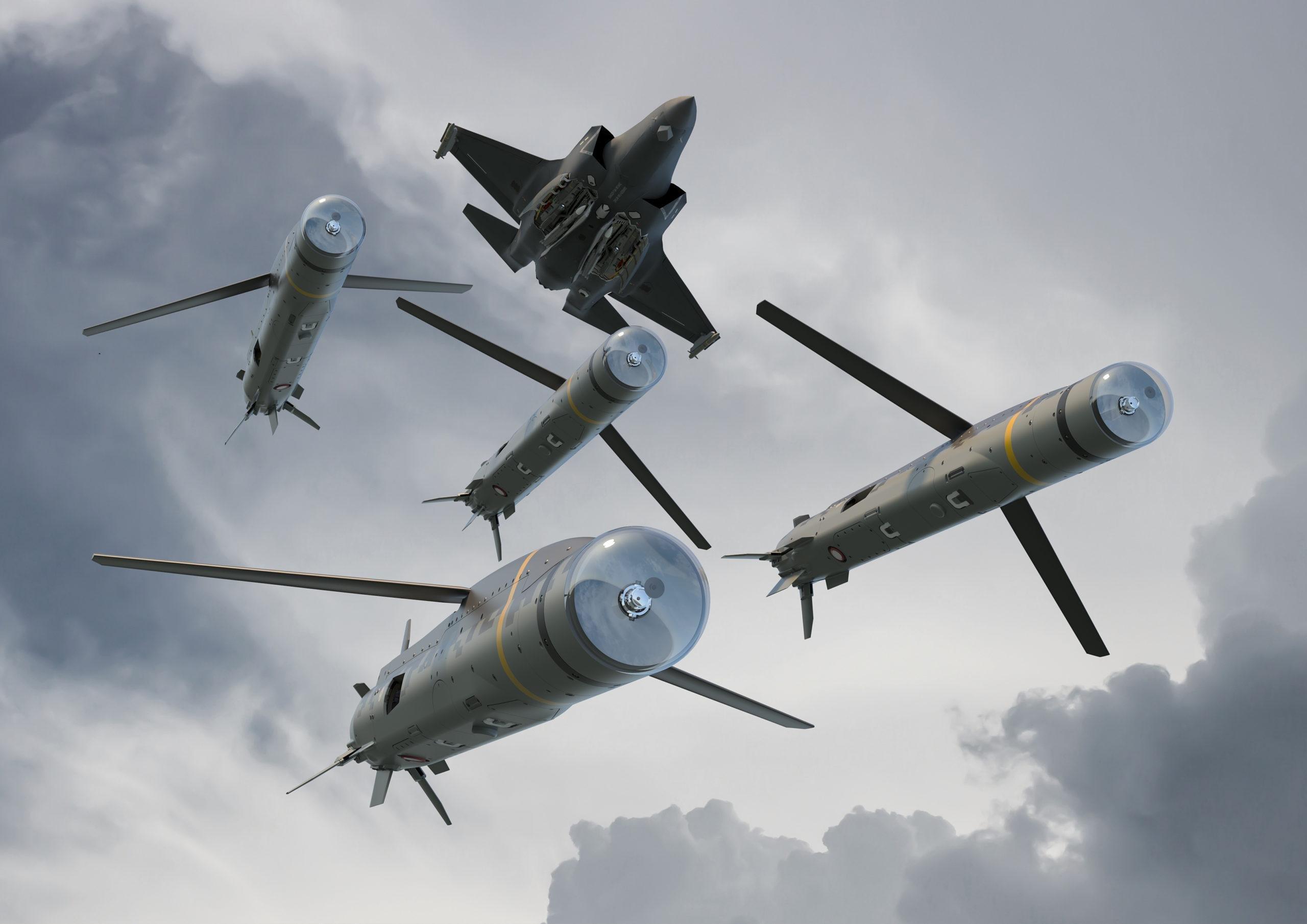 F-35B and SPEAR3 [MBDA]