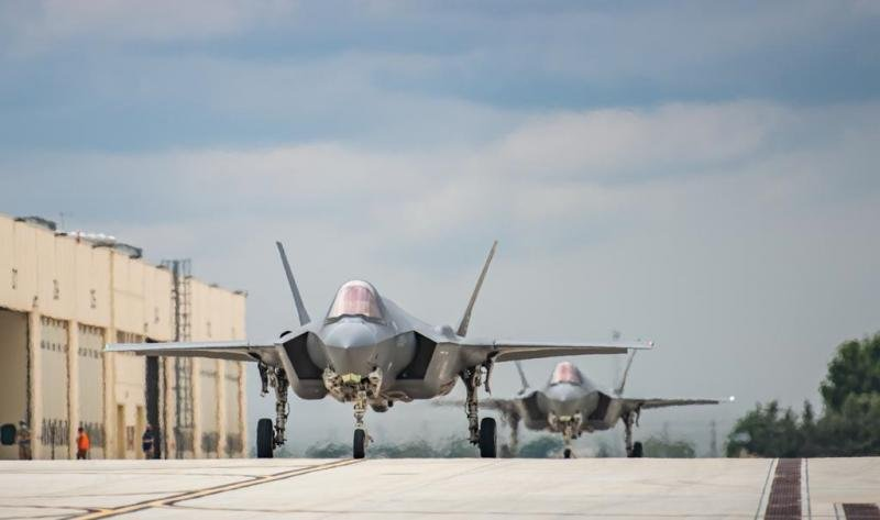 IAF F-35s