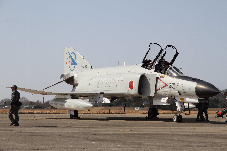 JASDF F-4EJ [JASDF Gifu PCO]
