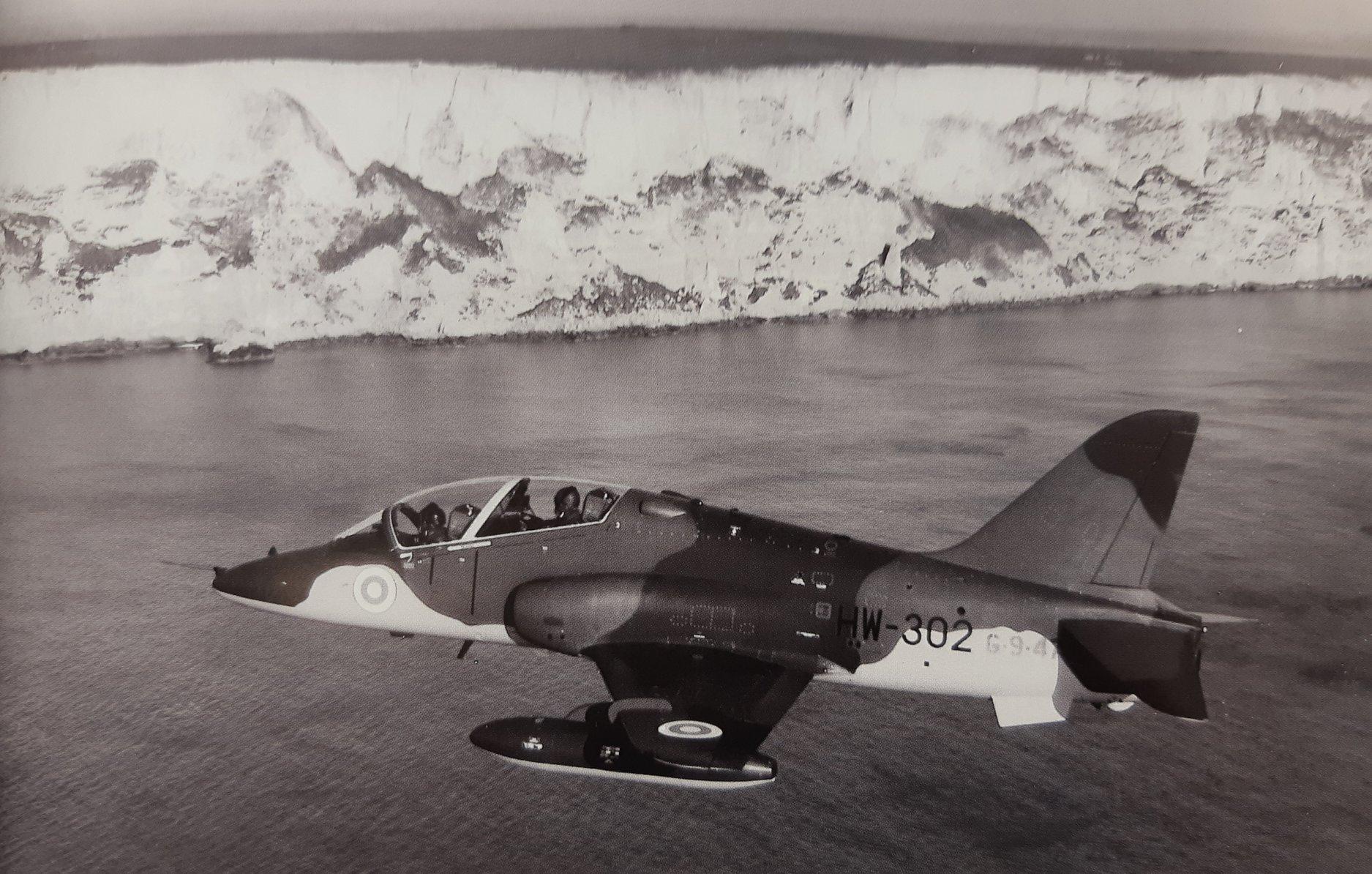 Finnish AF Hawk Mk.51 [Finnish Air Force via Facebook]